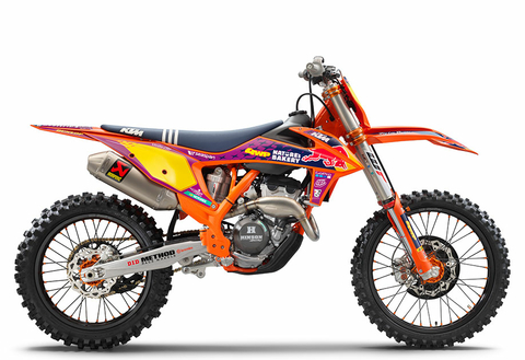 KTM 250 SX F TROY LEE DESIGNS 2021 480